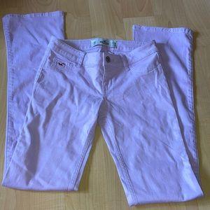 Hollister Soft Skinny Mild Boot Cut Jeans